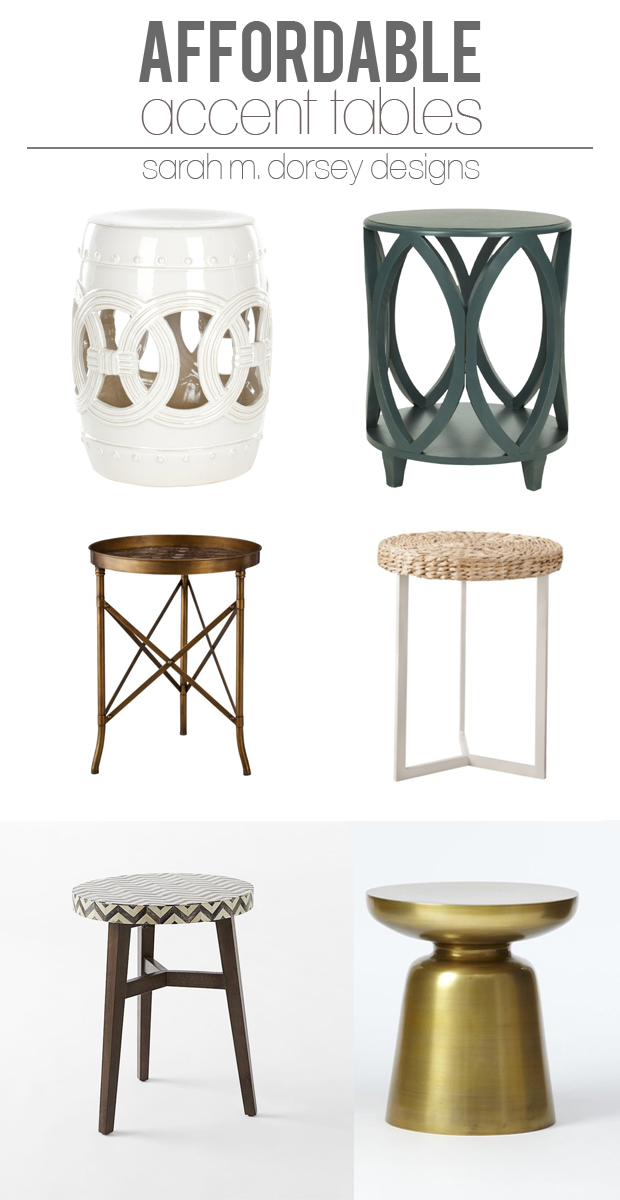 buy online 6bb38 01842 Affordable Finds | Accent Tables - Dorsey Designs