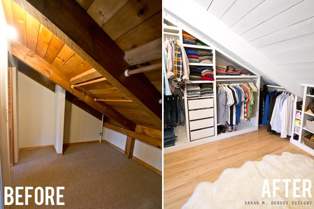 Master Bedroom Closet Reveal | Michaels Maker January Challenge
