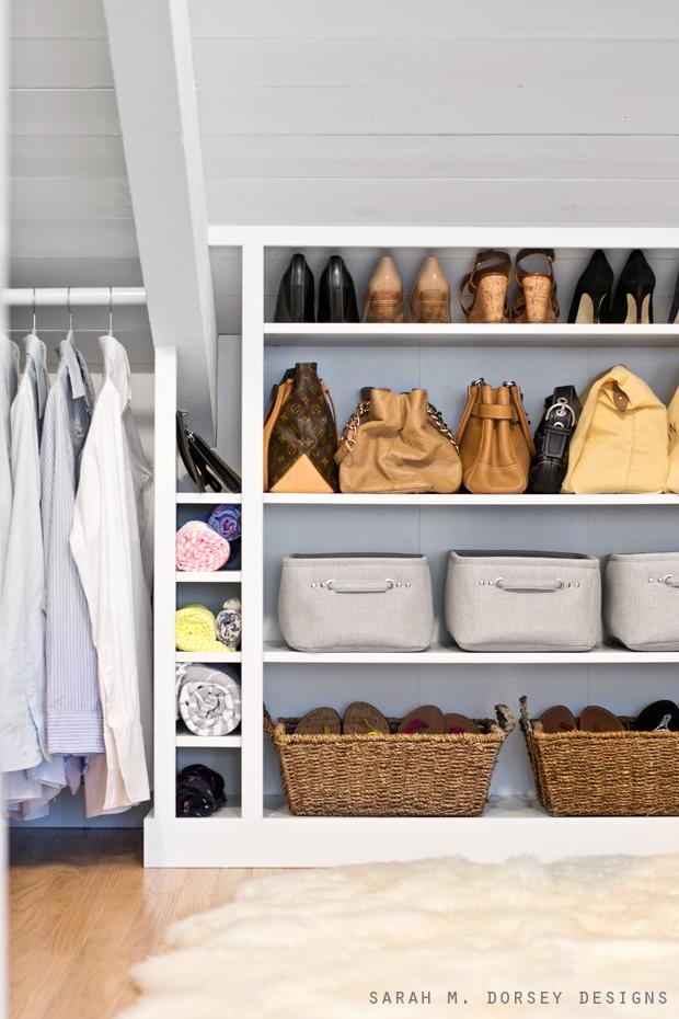 Master Bedroom Closet Reveal | Michaels Maker January