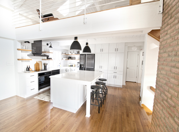 Kitchen Reveal | Appliances with Samsung and The Home Depot ...